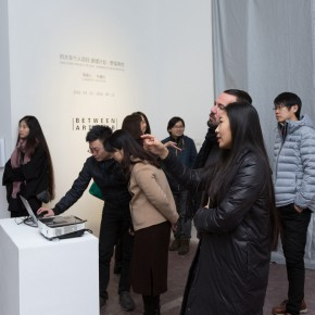 """01 The Opening of""""Project of Ruin Barbarous Regeneration"""" 290x290 - BETWEEN ART LAB presents Deng Dafei's """"Project of Ruin: Barbarous Regeneration"""""""