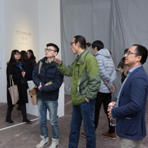 """02 The Opening of""""Project of Ruin Barbarous Regeneration"""" 290x290 - BETWEEN ART LAB presents Deng Dafei's """"Project of Ruin: Barbarous Regeneration"""""""