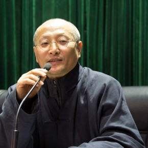 03 Mr. Zeng Chenggang, Vice Chairman of the China Artists Association and former participated artist of the Beijing Biennale