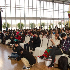 "03 View of the press conference 1 290x290 - The Cultural Landscape and the Reality of Utopias/Heterotopias: ""Wuzhen International Contemporary Art Exhibition"" opened"