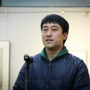 """04 Ph.D of CAFA Gao Yuan serves as the curator  290x290 - Moving Forward Together: Joint Exhibition of CAFA """"Young Talent Residency Project"""" I & II Unveiled"""