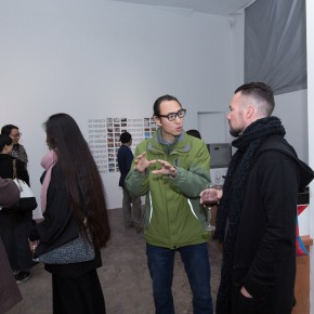 """04 The Opening of""""Project of Ruin Barbarous Regeneration"""" 290x290 - BETWEEN ART LAB presents Deng Dafei's """"Project of Ruin: Barbarous Regeneration"""""""
