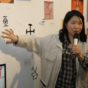 05 Paris based artist Yao Qingmei introduced her project 290x290 - Discussing Contemporary Art from the Perspective of Xi'an: OCAT Spring Exhibitions Unveiled