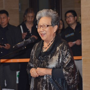 05 Situ Qiao's daughter Situ Shuang 290x290 - Passion and Responsibility – Exhibition of Arts by Situ Qiao and Situ Jie commenced at the National Art Museum of China