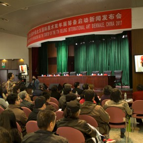 07 The Press Conference 290x290 - The Silk Road and World's Civilizations: Press Conference on Preparations and Launch of the 7th Beijing International Art Biennale
