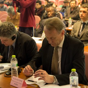 08 The Press Conference 290x290 - The Silk Road and World's Civilizations: Press Conference on Preparations and Launch of the 7th Beijing International Art Biennale
