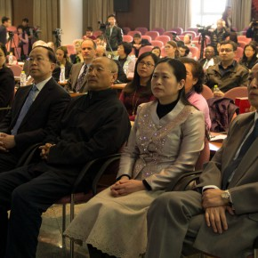 09 The Press Conference 290x290 - The Silk Road and World's Civilizations: Press Conference on Preparations and Launch of the 7th Beijing International Art Biennale