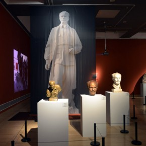 09 The exhibited work 2 290x290 - Passion and Responsibility – Exhibition of Arts by Situ Qiao and Situ Jie commenced at the National Art Museum of China