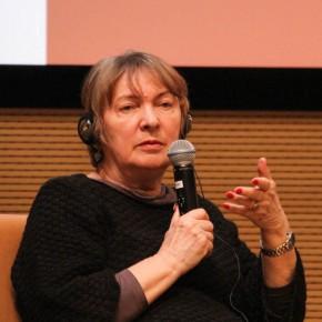 10 Halina Kosciukiewicz, a professor at Akademia Sztuk Pięknych w Gdańsku, Poland