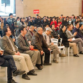 """10 View of the opening ceremony 1 290x290 - """"The Temperature of History"""" Opened at Shandong Art Museum with Representational Oil Paintings Warming the Earth of Shandong"""