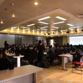 "11 View of the 2nd CAFA ""Intangible Cultural Heritage Protection and Modern Life"" (photo courtesy of Zhang Dongping)"