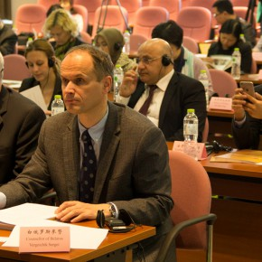 13 The Press Conference 290x290 - The Silk Road and World's Civilizations: Press Conference on Preparations and Launch of the 7th Beijing International Art Biennale