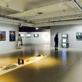 14 Exhibition View of OCAT Xi'an Spring Exhibitions