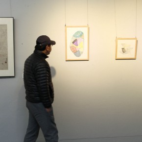 """16 Installation view of the exhibition 290x290 - Moving Forward Together: Joint Exhibition of CAFA """"Young Talent Residency Project"""" I & II Unveiled"""