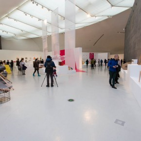 """18 Exhibition view of the 7th """"Design for Sitting"""" Work Exhibition 290x290 - Pursuit of Humanistic Care of Daily """"Sitting"""": The 7th """"Design for Sitting"""" Work Exhibition Unveiled"""