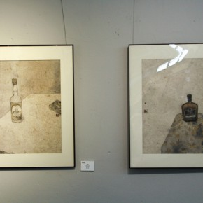 """20 Installation view of the exhibition 290x290 - Moving Forward Together: Joint Exhibition of CAFA """"Young Talent Residency Project"""" I & II Unveiled"""
