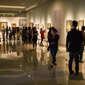 """21 Exhibition view of The Temperature of History CAFA and Chinese Representative Oil Paintings Shandong Art Museum 290x290 - """"The Temperature of History"""" Opened at Shandong Art Museum with Representational Oil Paintings Warming the Earth of Shandong"""