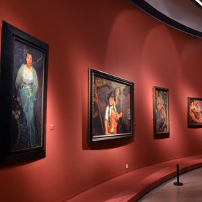 "22 Exhibition view of ""Passion and Responsibility"" 290x290 - Passion and Responsibility – Exhibition of Arts by Situ Qiao and Situ Jie commenced at the National Art Museum of China"