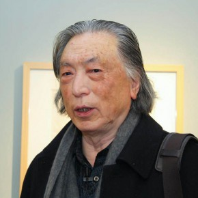 "23 Academic Chair Jia Fangzhou was interviewed by CAFA ART INFO 290x290 - ""My Left Hand – Zhu Xinjian"" Exhibition & the Launch of the First Volume of The Complete Works of Zhu Xinjian Landed at Gauguin Gallery"