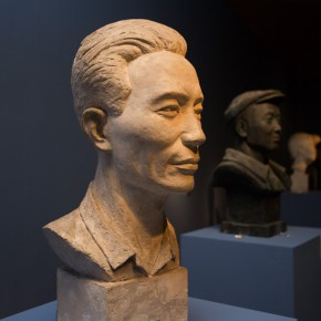 23 Exhibition View of Sculpture of Love – Memorial Exhibition of Work and Literature by Wang Linyi and Wang Henei