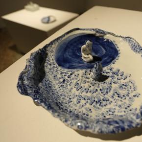 23 Exhibition view of Prix YISHU 8 Chine 2016 290x290 - Prix YISHU 8 Chine 2016 Finalist Exhibition Kicked Off, Teacher from CAFA Geng Xue Won the Prize