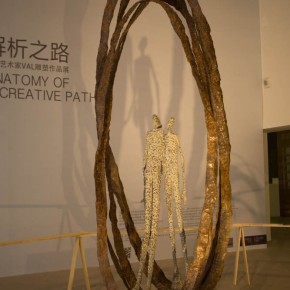 "23 Exhibits of Anatomy of a Creative Path 1 290x290 - ""Anatomy of a Creative Path"" kicked off at CAFA Art Museum: Reviewing the Creative Road of the French Female Sculptor VAL"