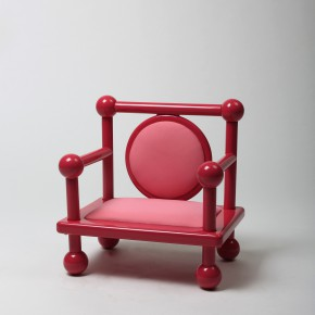 "23 Zhang Yuanyuan Baby Chair 290x290 - Pursuit of Humanistic Care of Daily ""Sitting"": The 7th ""Design for Sitting"" Work Exhibition Unveiled"