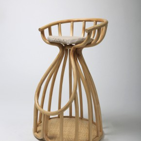 """25 Zeng Zishan Cup Chair No.2 290x290 - Pursuit of Humanistic Care of Daily """"Sitting"""": The 7th """"Design for Sitting"""" Work Exhibition Unveiled"""
