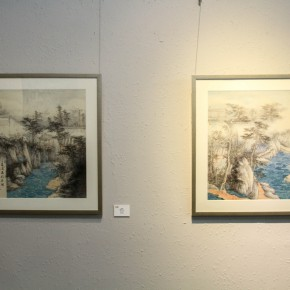 """27 Installation view of the exhibition 290x290 - Moving Forward Together: Joint Exhibition of CAFA """"Young Talent Residency Project"""" I & II Unveiled"""