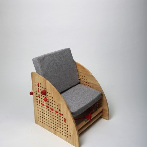 "29 ""Seven"" design team Dot Line Face 290x290 - Pursuit of Humanistic Care of Daily ""Sitting"": The 7th ""Design for Sitting"" Work Exhibition Unveiled"