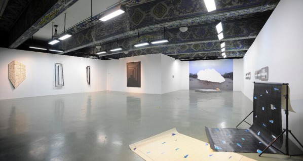 29 Exhibition view of Prix YISHU 8 Chine 2016