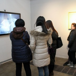 """32 Installation view of the exhibition 290x290 - Moving Forward Together: Joint Exhibition of CAFA """"Young Talent Residency Project"""" I & II Unveiled"""