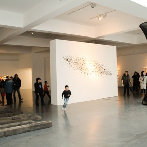 "33 Exhibition view of ""Wings"""