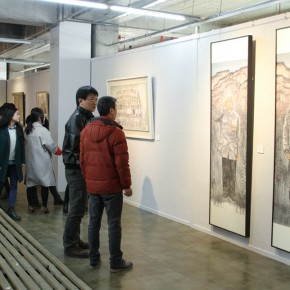 """35 Installation view of the exhibition 290x290 - Moving Forward Together: Joint Exhibition of CAFA """"Young Talent Residency Project"""" I & II Unveiled"""