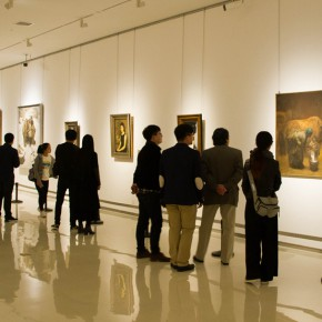 """36 Exhibition view of The Temperature of History CAFA and Chinese Representative Oil Paintings Shandong Art Museum 290x290 - """"The Temperature of History"""" Opened at Shandong Art Museum with Representational Oil Paintings Warming the Earth of Shandong"""