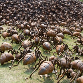 40 Chen Zhiguang, Herds of Ants