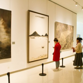 "40 Exhibition view of The Temperature of History CAFA and Chinese Representative Oil Paintings Shandong Art Museum 290x290 - ""The Temperature of History"" Opened at Shandong Art Museum with Representational Oil Paintings Warming the Earth of Shandong"