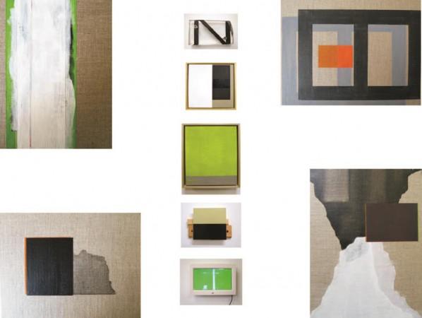 Craig Easton, Diffiicult Painting, Installation 2014-2015