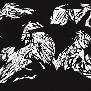 LR.Pekin Fine Arts. Wesley Tongson. Landscape. 101.6x162.4cm.2003.Chinese Ink Painting 290x290 - Pékin Fine Arts presents Wesley Tongson Solo Exhibition in Beijing