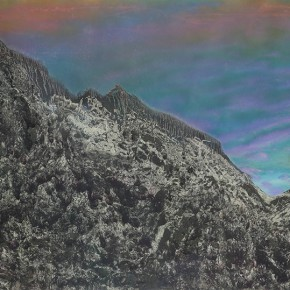 LR.Pekin Fine Arts. Wesley Tongson. Mountain Tai and the Dipper. 37x71cm.1998.Chinese Ink Painting 290x290 - Pékin Fine Arts presents Wesley Tongson Solo Exhibition in Beijing