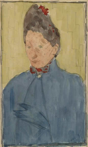 Pierre Bonnard, Mrs. Oren Bonnard, the artist's Mother