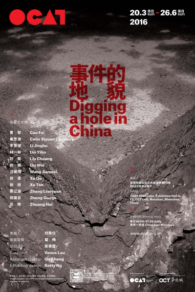 Poster of Digging a Hole in China