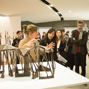 """Anatomy of a Creative Path"" kicked off at CAFA Art Museum: Reviewing the Creative Road of the French Female Sculptor VAL"