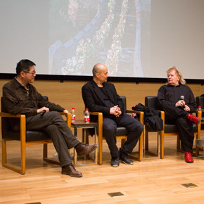 """Dialogue between H. A. Schulte and Ren Rong: """"We Are Environmental People"""""""