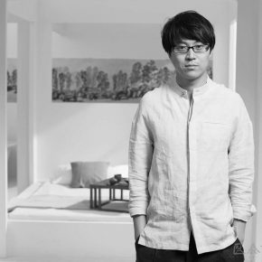 "01 Portrait of Han Wenqiang 290x290 - Architecture as a ""Medium"": the CAFA Young Teacher Han Wenqiang was awarded the ""A+ Award"""