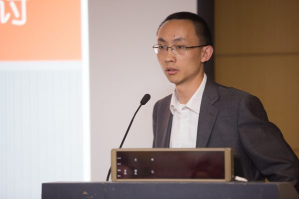 01 Postdoctoral student Chang Peijie from the Institute of Philosophy, Chinese Academy of Social Sciences gave a lecture