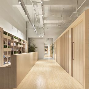 06 Poly WeDo Education Institution – Office Area