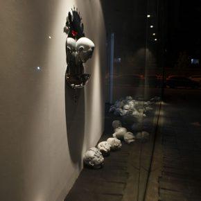 "08 Liu Guannan Silent Fountain 290x290 - Today Art Museum presents ""2016 Finding Friends: Gravitational Waves"": When ""Art Stars"" Run into a ""Drama Star"""