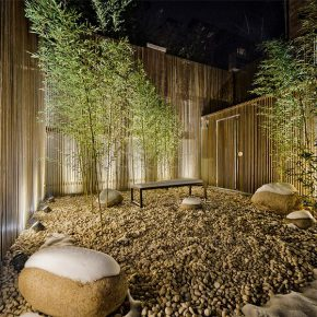 10 Haitang Villa – the Underground Courtyard