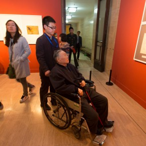 """15 Exhibition view of """"Once and Forever"""" Sun Zixi Art Exhibition  290x290 - Creator of the Group Portraits of the Epoch: """"Once and Forever"""" Sun Zixi Art Exhibition Opened at the National Art Museum of China"""